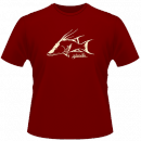 Inletville Short Sleeve Hog Fish T-Shirt