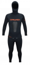 Speared Novo Black 3mm Wetsuit