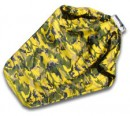 Yellow Camouflage Lobster Bag