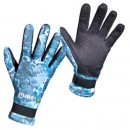 Mares 2mm Amara Blue Camo Gloves