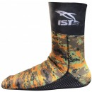 IST 3mm Brown Camo Socks