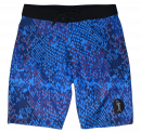Speared Blue Camo Boardshorts