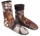 OMER Brown Camo 3D Socks 1.5mm