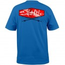 Salt Life Royal Blue Speared Short Sleeve T-Shirt