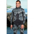 Spetton Black Digital Wetsuit