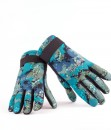 Hexskin Deep Blue Camo 1.5mm Gloves