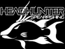 "Headhunter 10"" Glass Sticker"