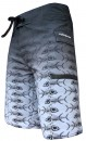 Tormenter 4X4 Grey Fade Board Shorts