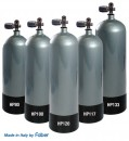 Faber Steel Cylinders / Scuba Diving Tanks