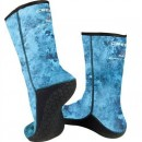 Cressi Sub Blue Hunter 3mm Socks