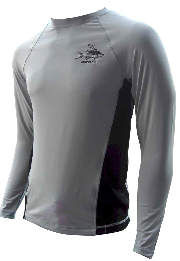 Tormenter spf long sleeve shirt for Spf shirts for fishing