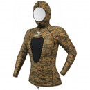 IST 2mm Camo Shirt With Loading Pad