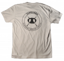 Speared White Mask Icon T-Shirt